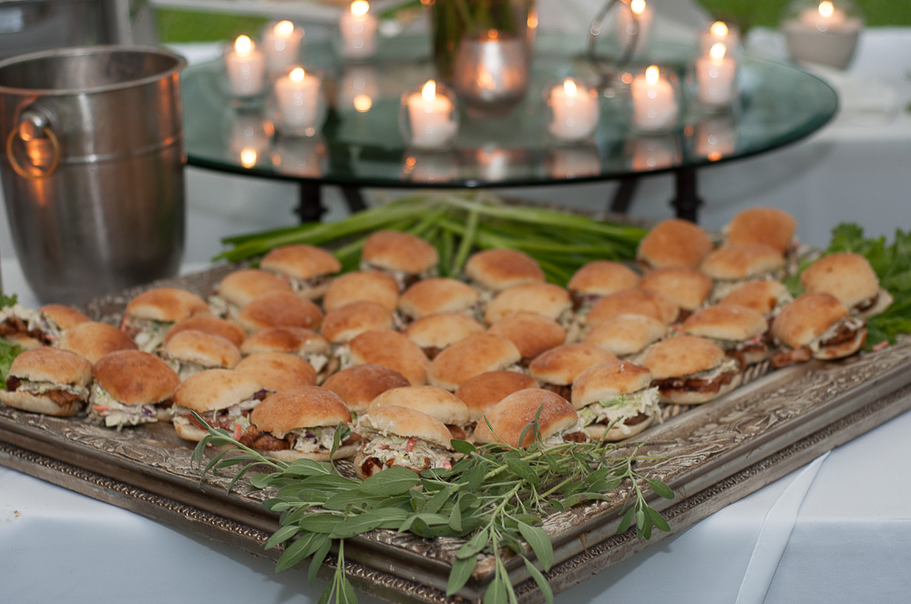 Reception Menu Sand Dollar Beach Weddings And Receptions