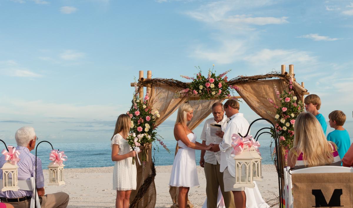 Tosha And Chris Sand Dollar Beach Weddings And Receptions