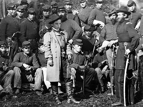 kelly appleton, civil war general