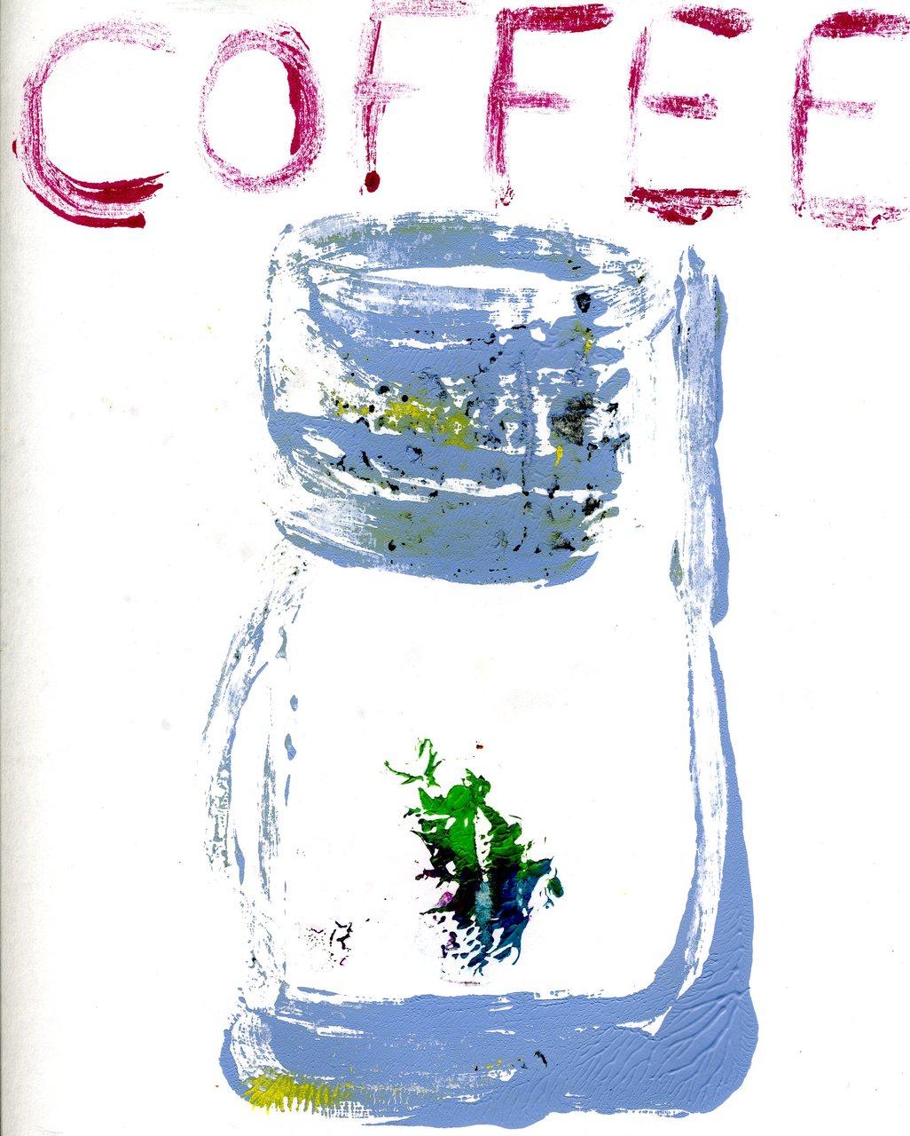 coffeemaker print    (britt original)