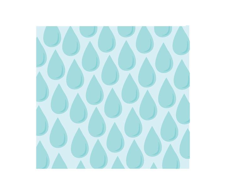 raindrop pattern