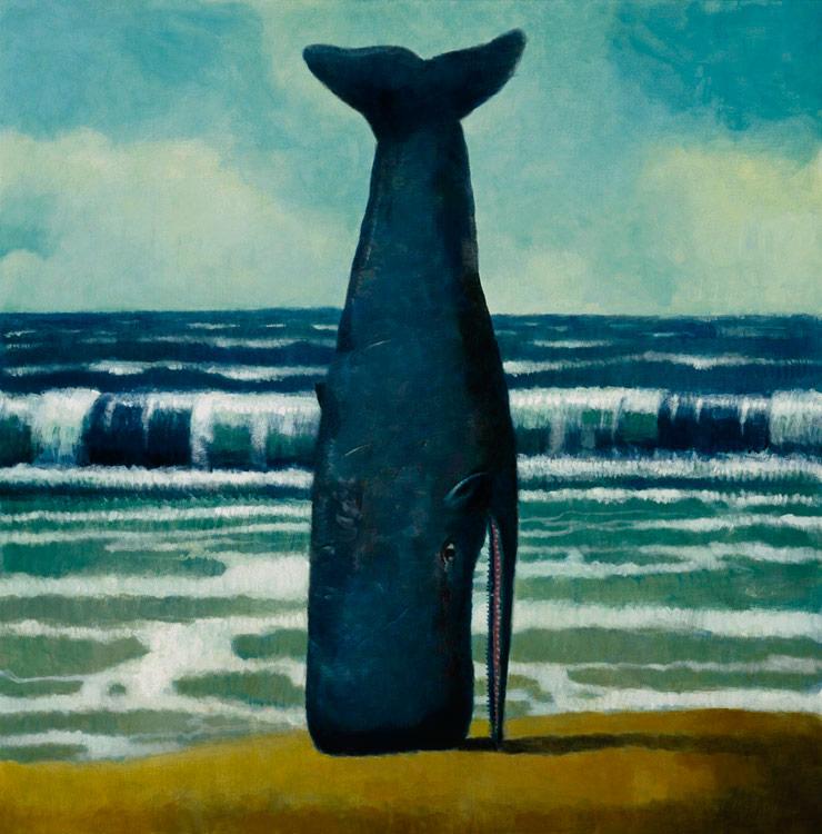 nevver :     Wail on the Beach,  The Animalarium