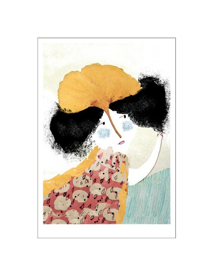 madame automne by alicia varela — find it here on etsy