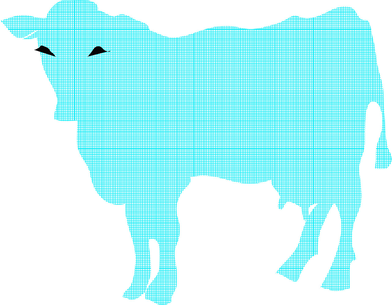 I'm really into animals right now. My sister requested a cow.