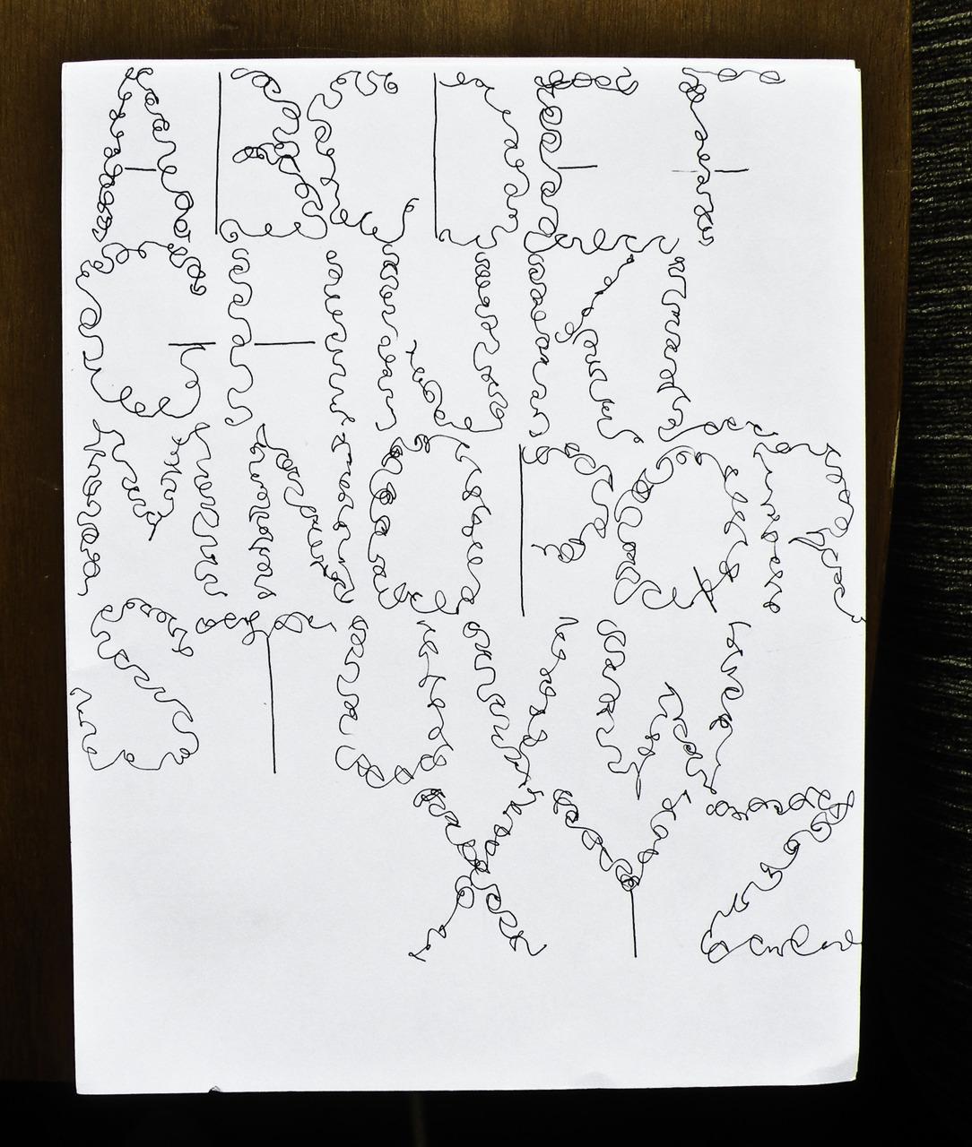 scribblytype