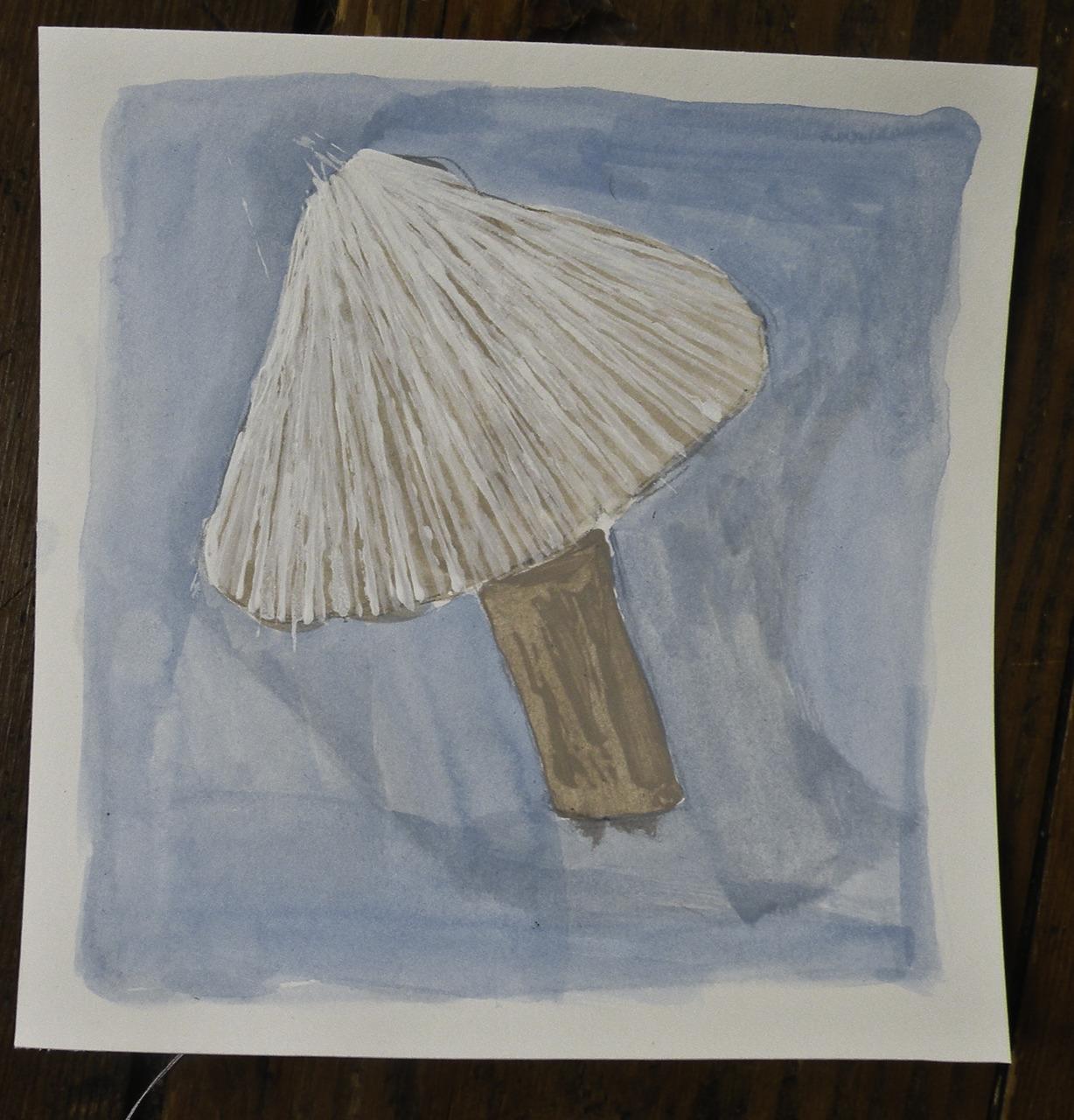 oregon mushroom    (britt original)