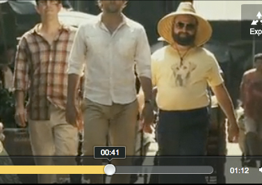 i want to start dressing like the female zach galifanakis