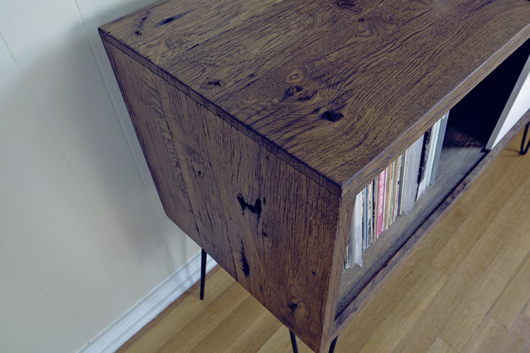 modern reclaimed furniture. midmodern reclaimed wood record cabinet large modern furniture