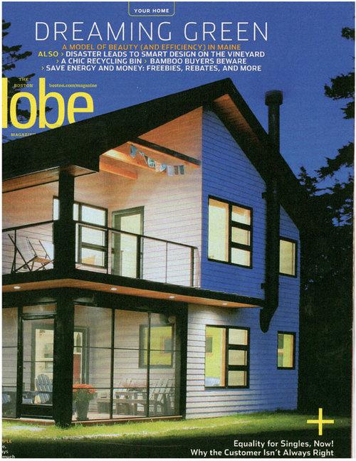 Boston Globe - A Fresh Start — Home Gig Creative Services
