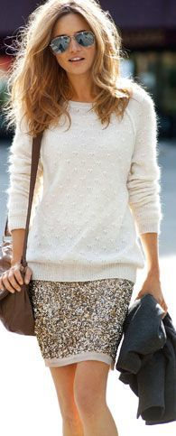 Cashmere and Sparkles