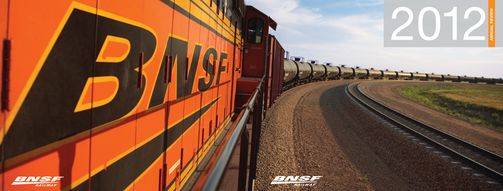BNSF – 2012 Corporate Profile