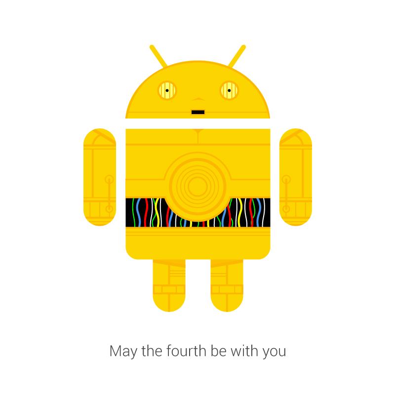 Google Android Social Posts