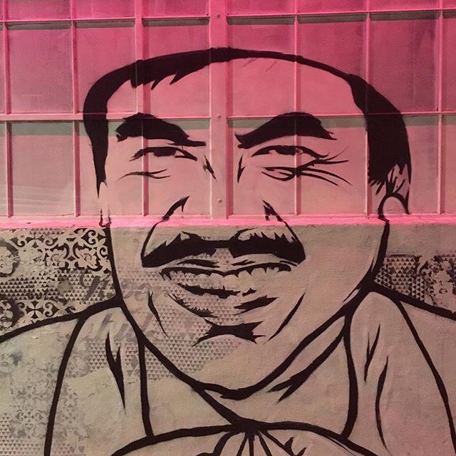 #pink #streetart