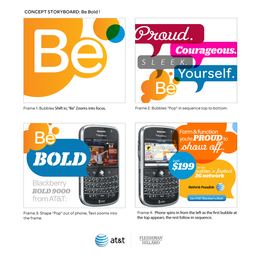 AT&T Pride Banner Ad