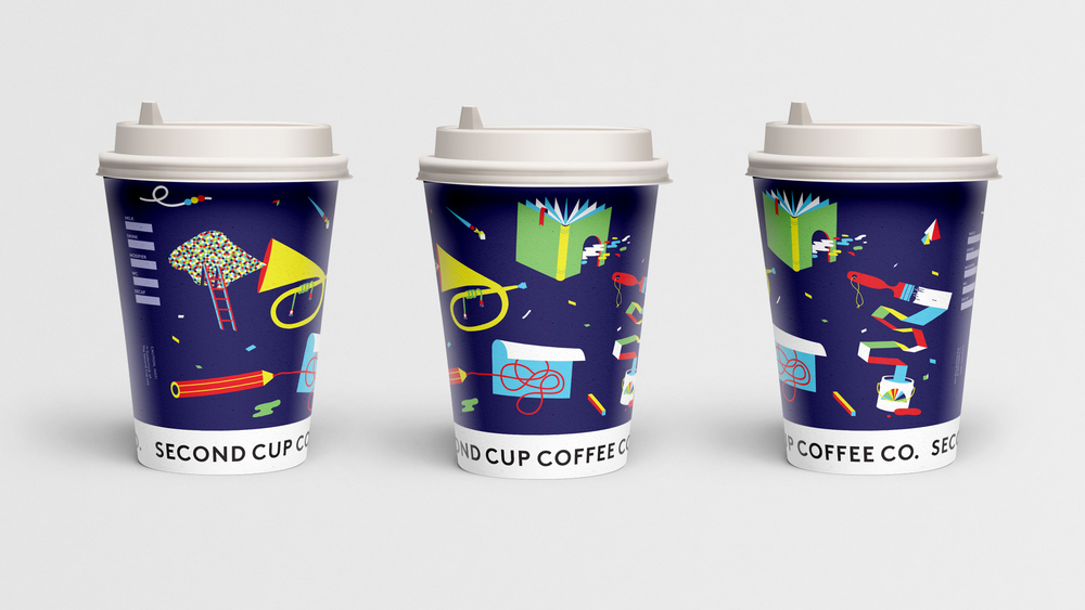 Peekay_Art_Department_Adam_Hilborn_Branding_Second_Cup_Coffee_Co_Rebrand_Adrian_Forrow_Artist_Series.jpg
