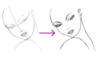 Tutorial: Draw a Vector Face in Illustrator — Bigstock Blog