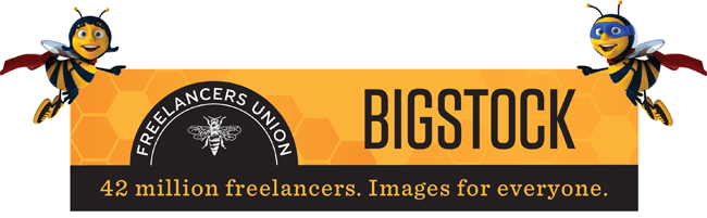 Bigstock and Freelancers Union