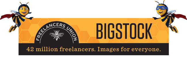 Bigstock and Freelancers Union