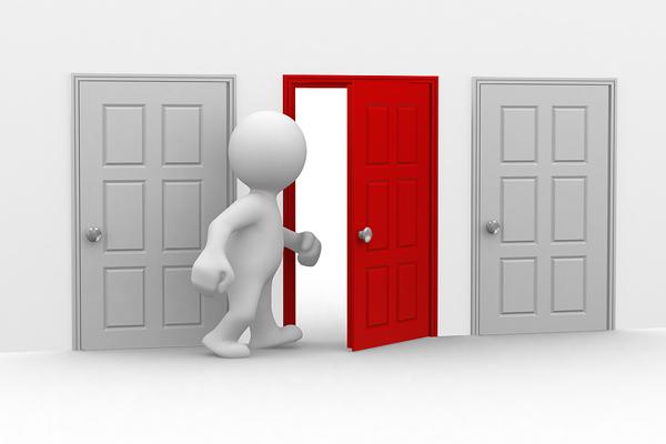 Open Your Door image ©koun