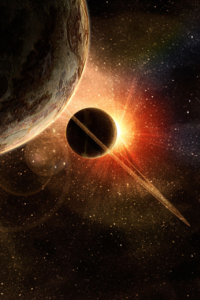 Solar System Image @ molodec