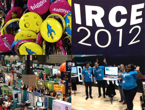 Photo Grid of IRCE Images