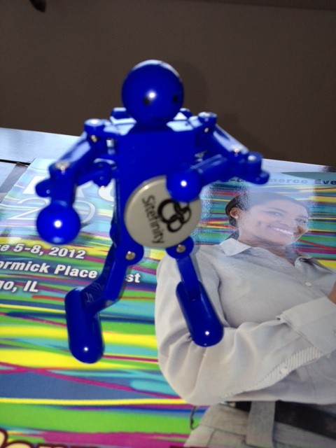 Photo of Toy Robot from Sitefinity.com