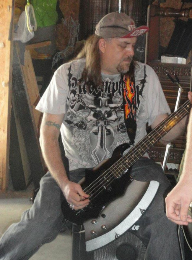 Photo of Ace and his Bass Axe