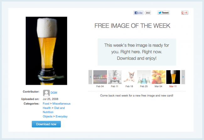Screen Shot Free Image of the Week