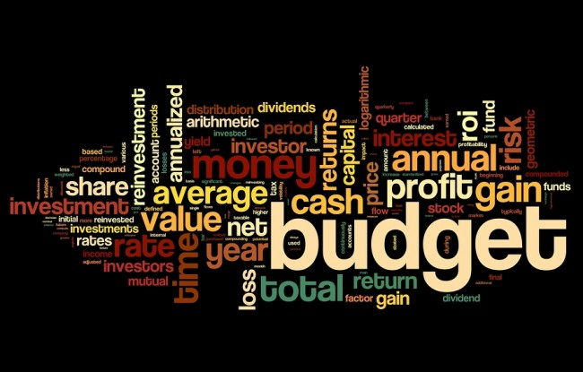 Budget Cloud Image ©olechowski