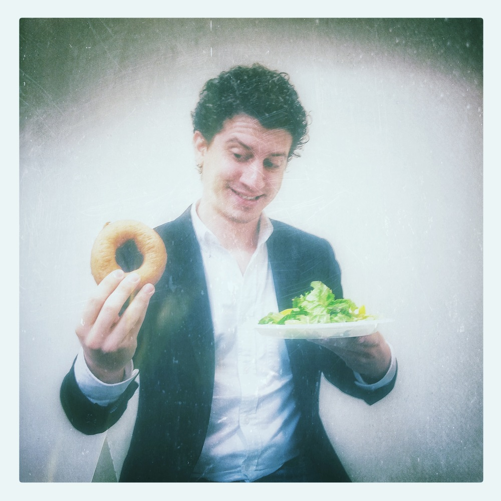 Photo of Donut Moises. House of Carbs: Bigstock Struggles with National Donut Day