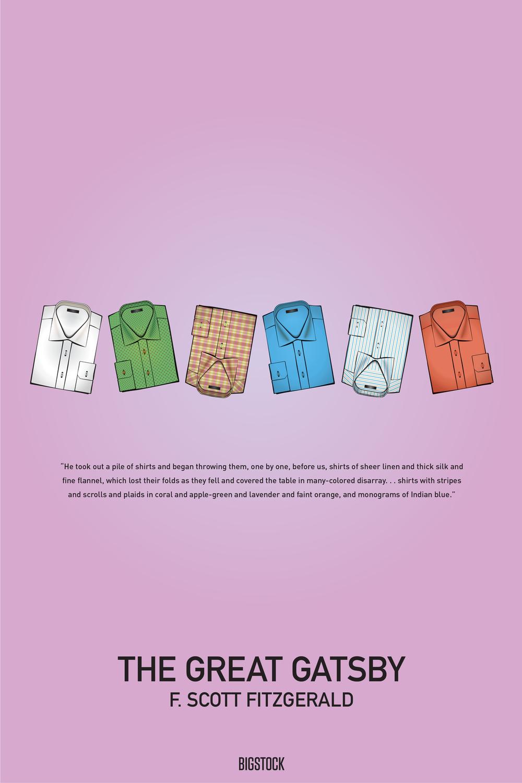 Minimalist Book Cover Jobs ~ Summer reading minimalist book covers — bigstock