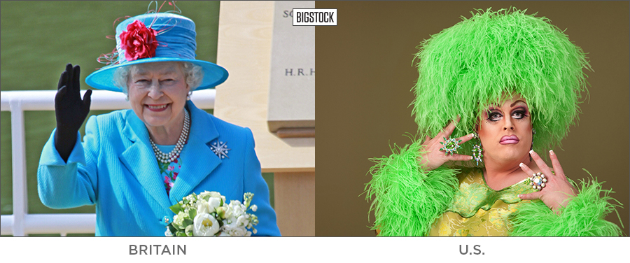 20 BRITISH WORDS THAT MEAN SOMETHING TOTALLY DIFFERENT IN THE U.S. God Save the Queen