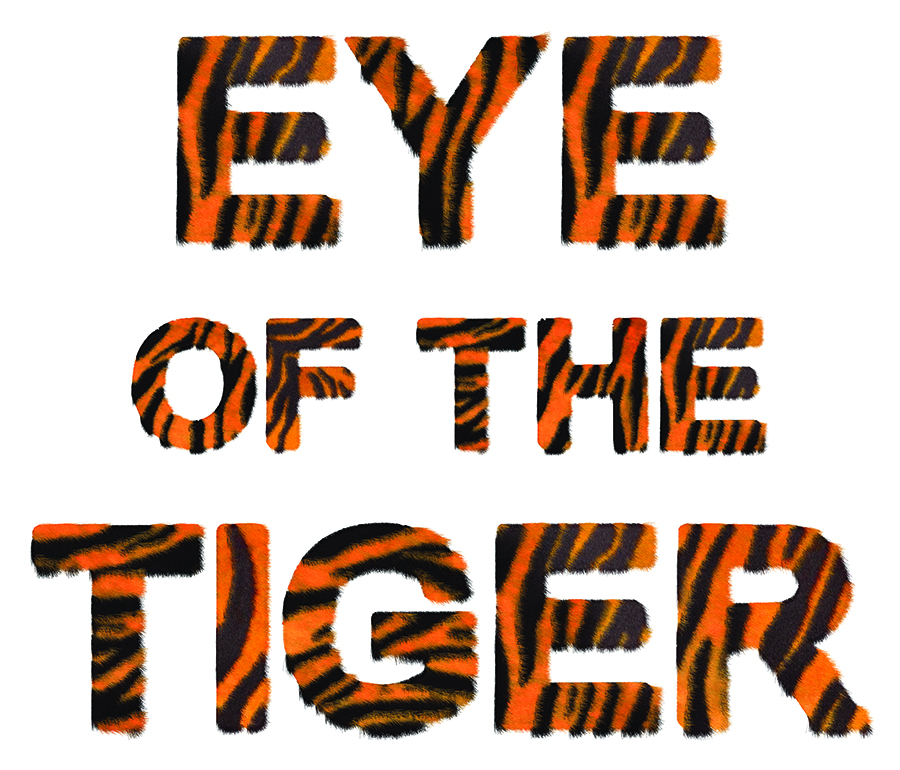 TYPOGRAPHY TUTORIAL: LEADING, KERNING, TRACKING - eye of the tiger