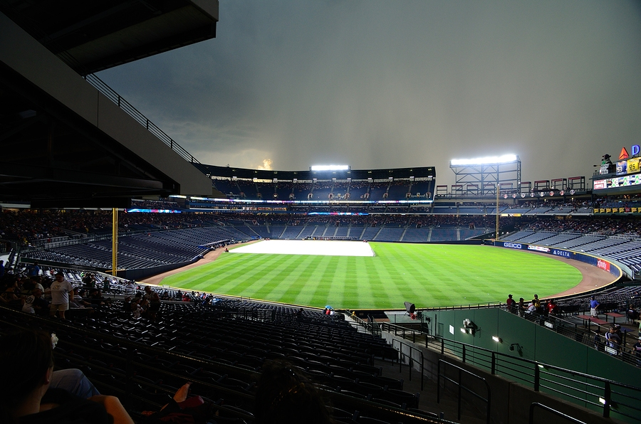 Turner Field  by  SeanPavonePhoto