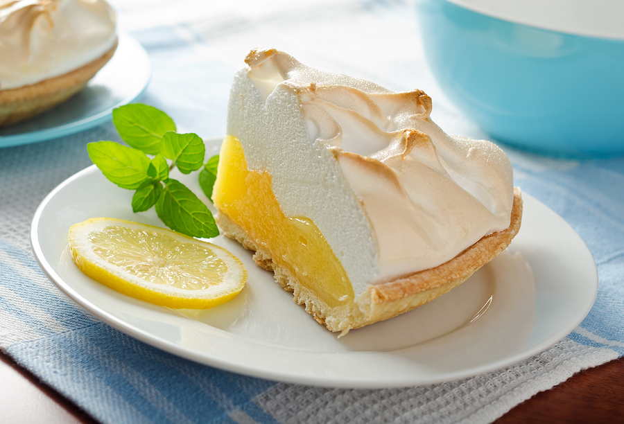 Lemon Meringue by Fudio