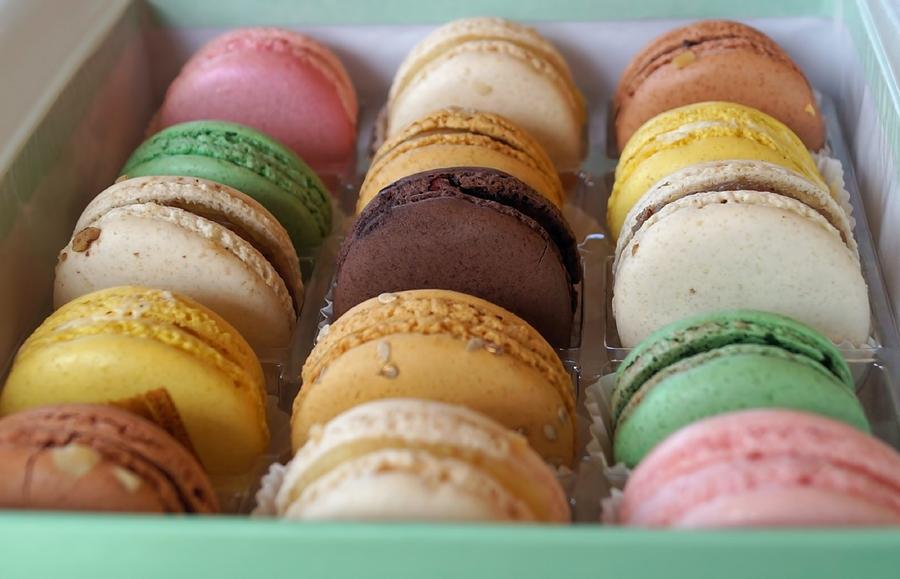 French Macarons  | ThreeRivers11