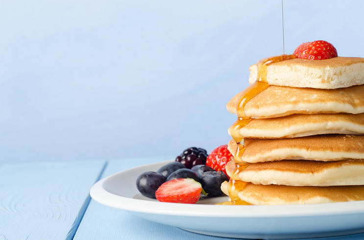 7 PRETTY PICS FOR PANCAKE DAY