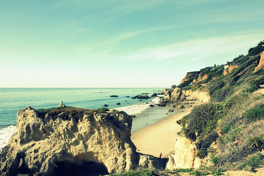 Image of Malibu, El Matador by jillianSantaMonica