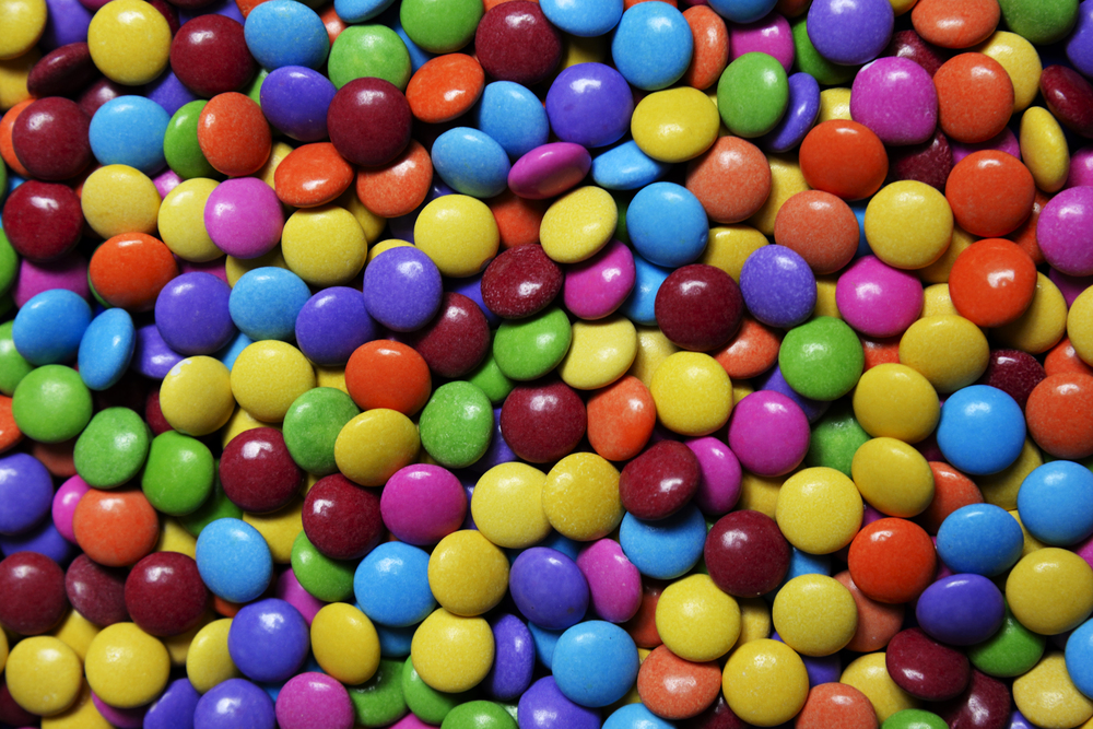 Stock photo of candy.