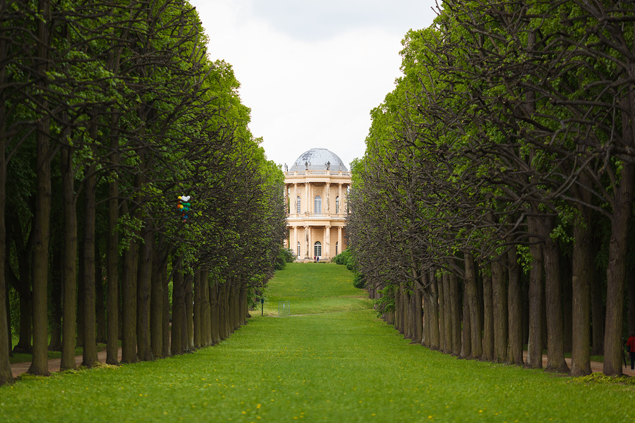 Belvedere in Sanssouci, Potsdam by castenoid