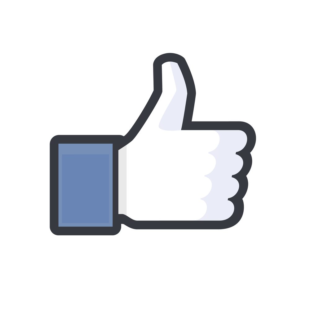 Facebook thumbs up | L_amica