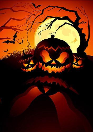 Helpful Halloween: 16 Photo and Illustration Ideas