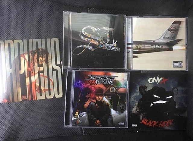 R/P @jlee81og #FanLove #Termanology #BadDecisionsLp #STdaSquad #CDCollection