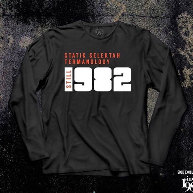 1982 x @since1982nyc collab. Long sleeve shirt. Only 82' made. Get it before it sells out. Since-1982.com #FreeShipping 💥💥💥