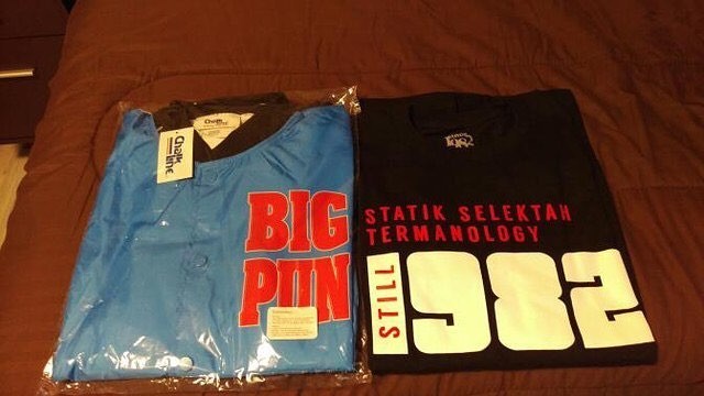 "R/P @petercsepi ""STILL 1982"" Long tee via @since1982nyc #1982 #STILL1982 #TermGear #Termanology #STatikSelektah #BigPun"