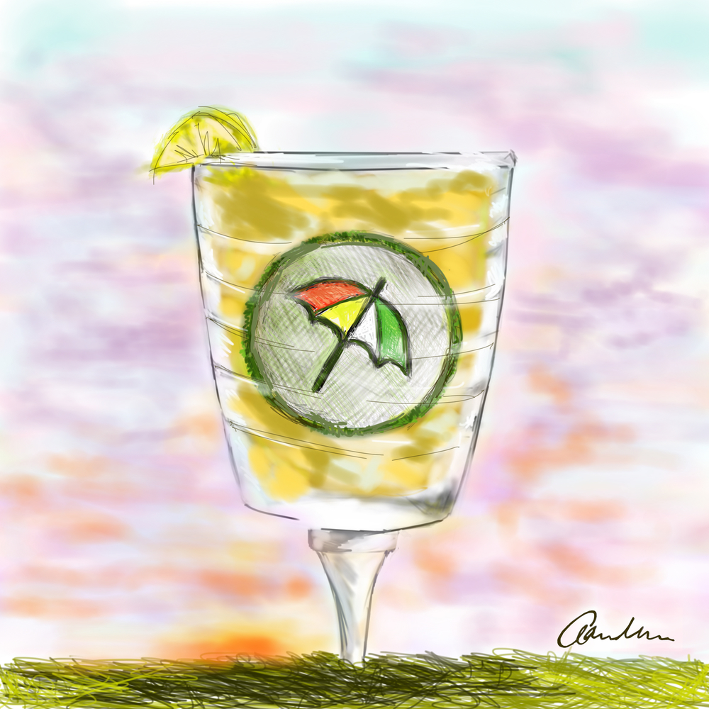 Lemonade Tee at Bay Hill