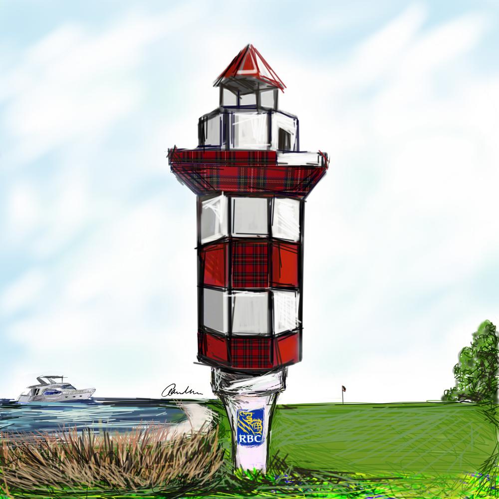 Harbor Town Tee