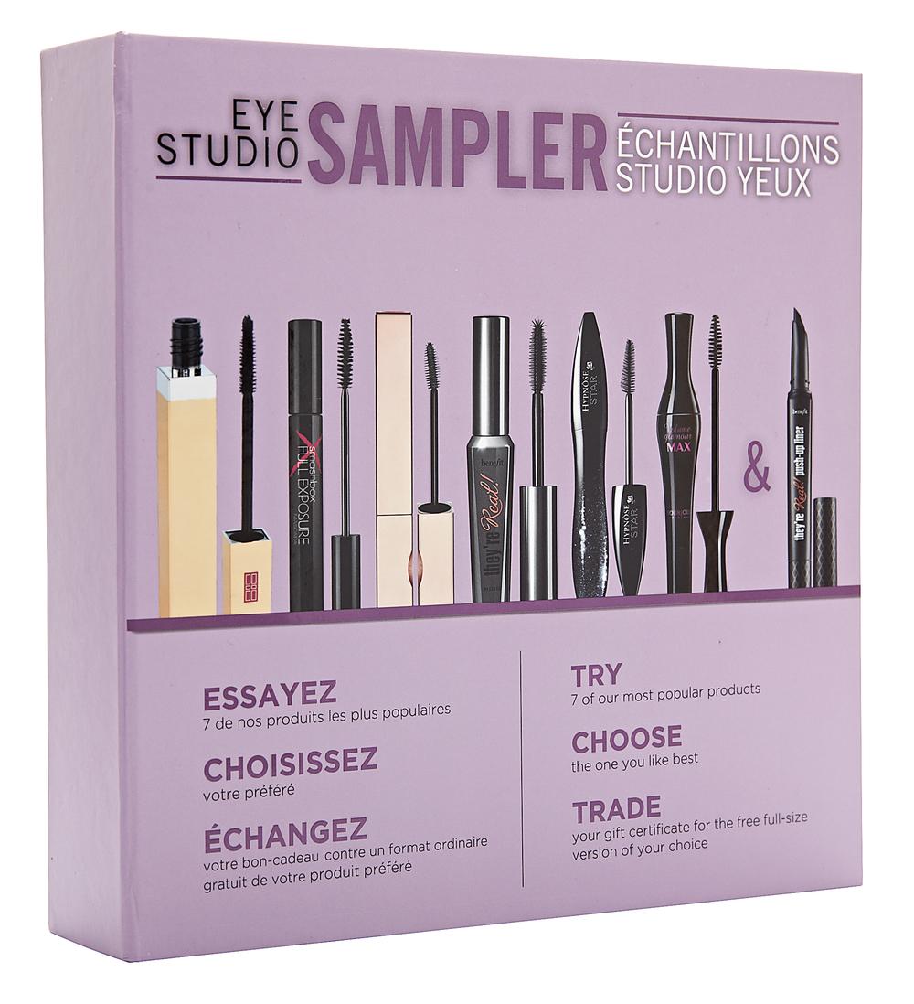 Eye Studio Sampler, $39.00 at Shopper's Drug Mart
