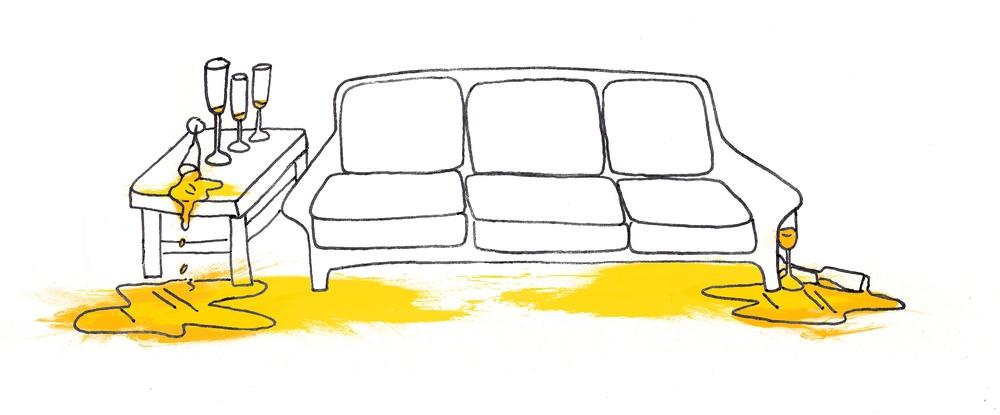 Illustration by Zenija Esmits