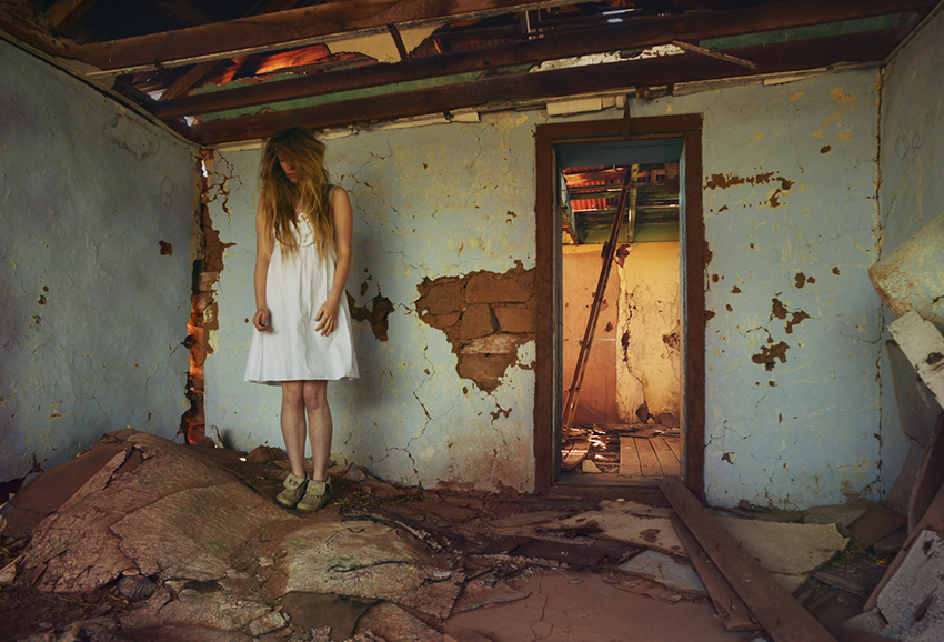 abandonede-house-secret-place-white-dress cori storb.jpg